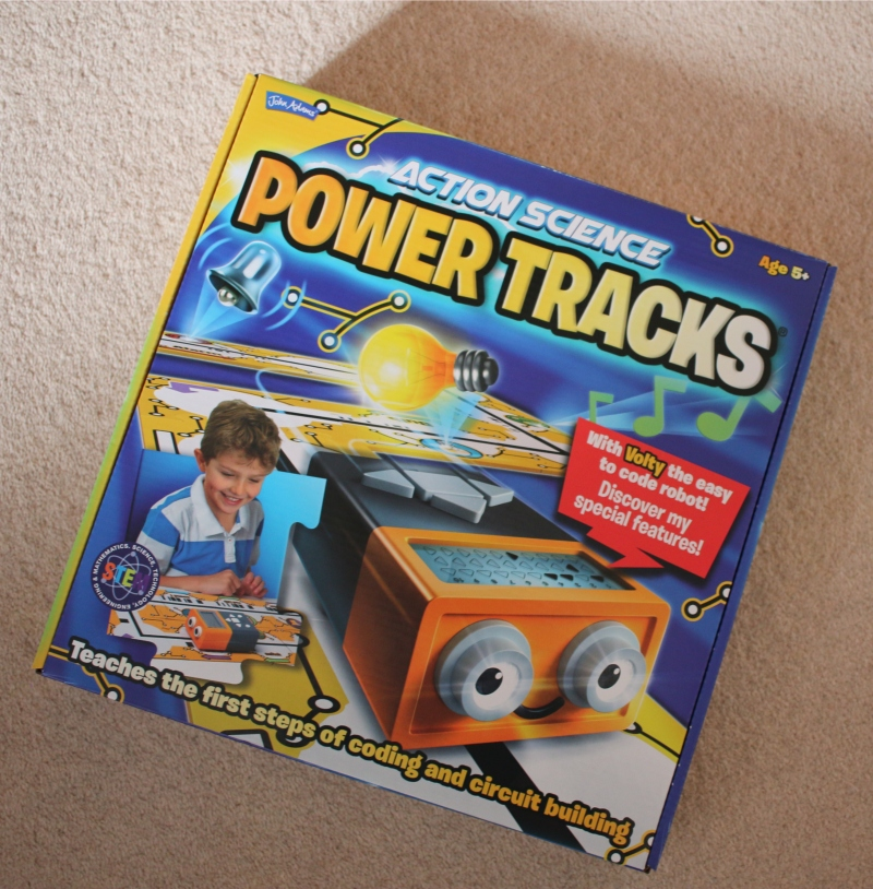 Power Tracks from John Adams
