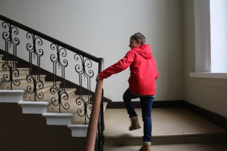 Exploring Stowe House