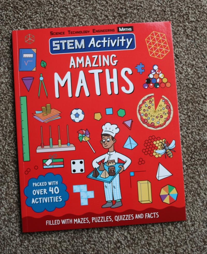 STEM Activity series from Carlton Books