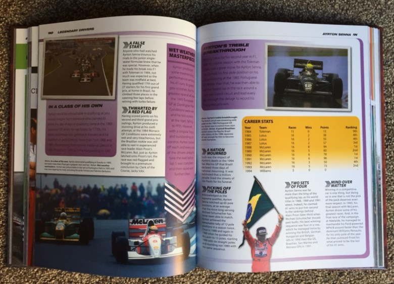 World Formula 1 Records book