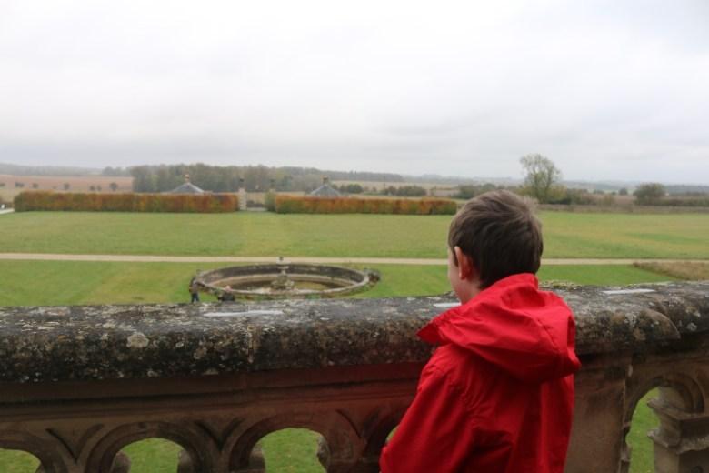 Exploring Lodge Park