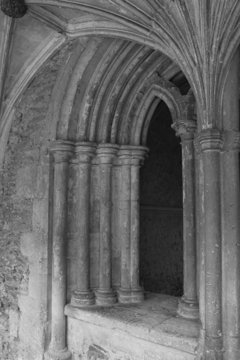 Underneath the Arches - My Sunday Snapshot 200119