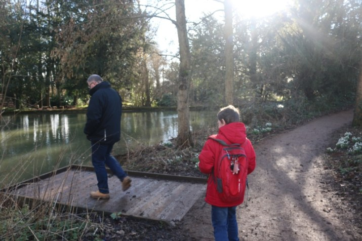 Exploring Adderbury Lakes Nature Reserve