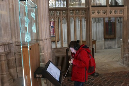 Exploring Gloucester Cathedral and beyond