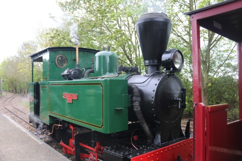 Gloucester Warwickshire Railway
