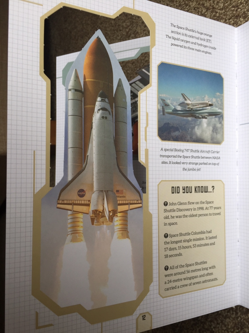 Paperscapes: The Spectacular Journey into Space