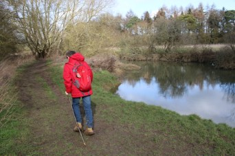 A circular walk around Thrupp