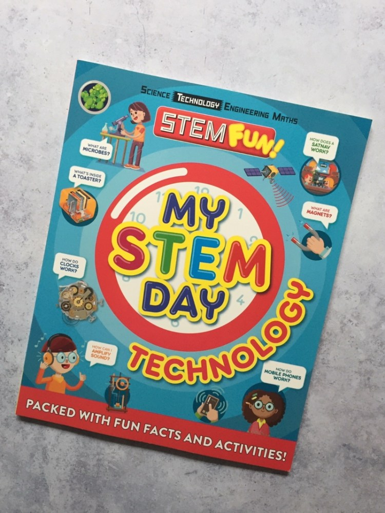 My STEM Day Technology