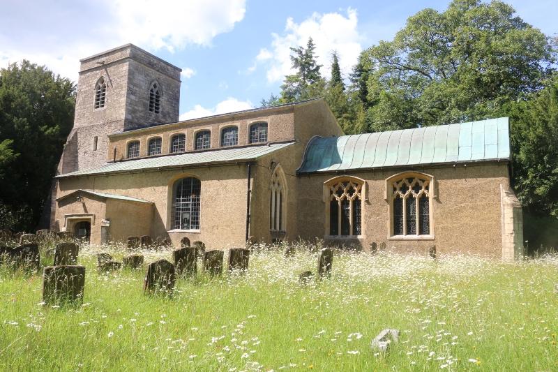 church at Stowe