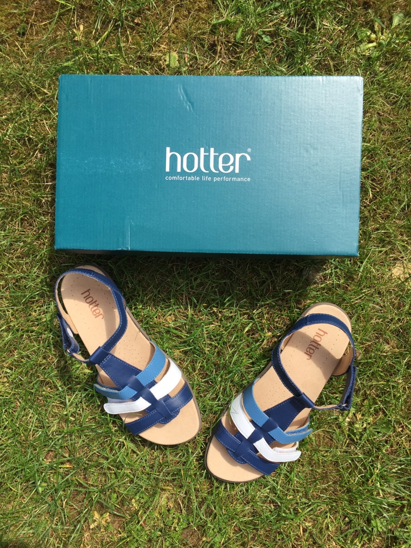 Sol sandals from Hotter