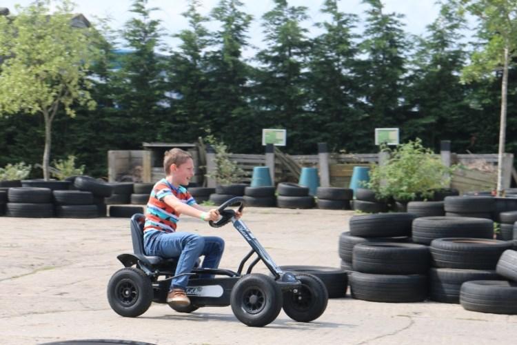 pedal go karting
