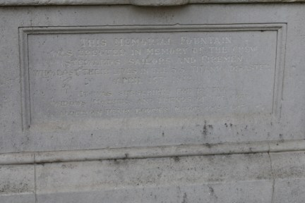 Titanic Crew Memorial
