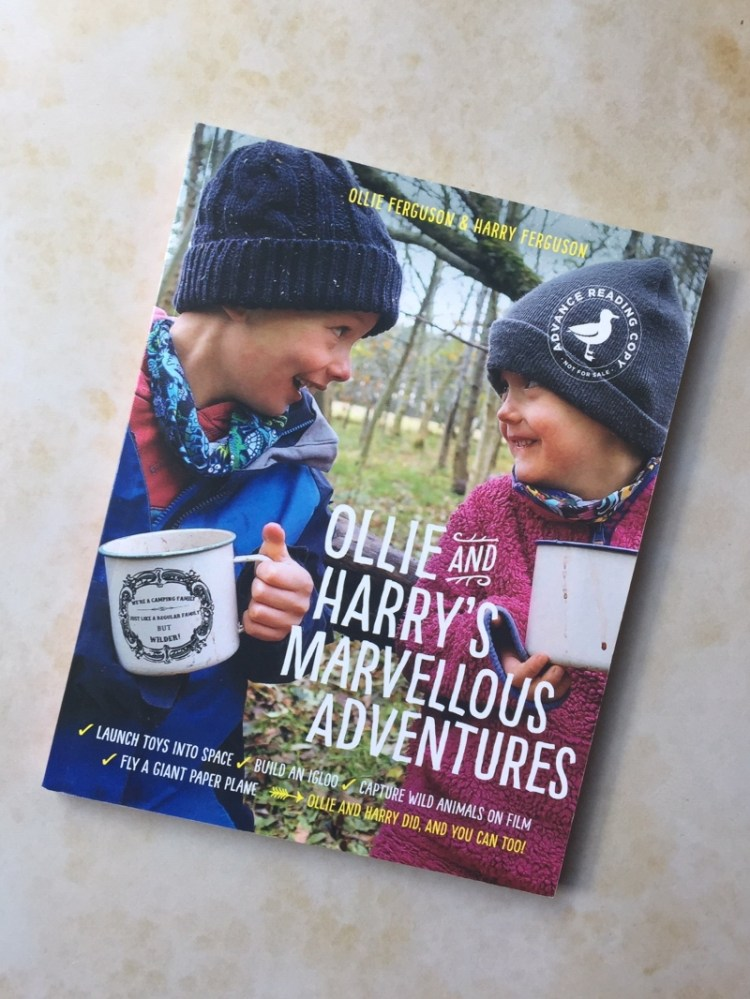 Ollie and Harry's Marvellous Adventures