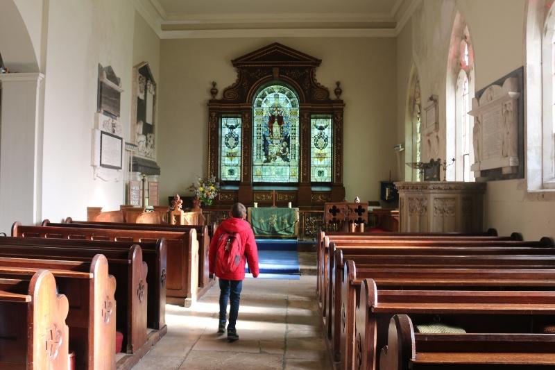 St Andrew's Church Wimpole Estate