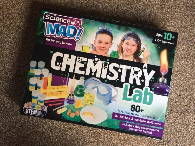 Science Mad Chemistry Lab