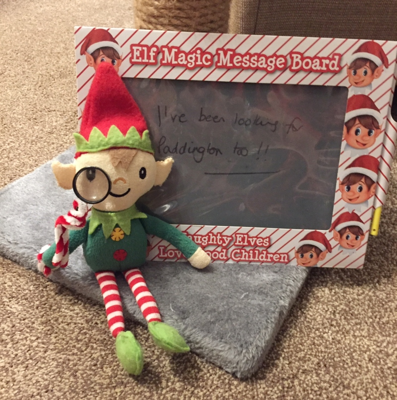 Berry the Elf in 2019