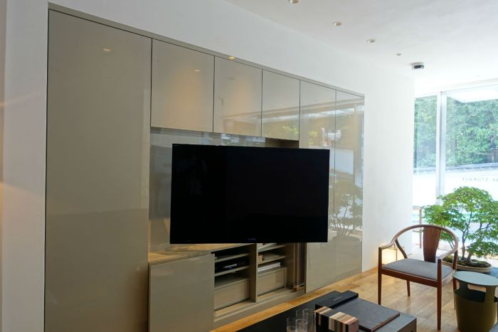 TIME&STYLE HOUSE STORAGE TV壁掛けかつ可動