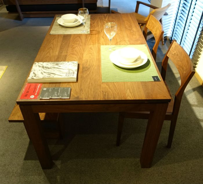 Masterwal 東京 Union dining table