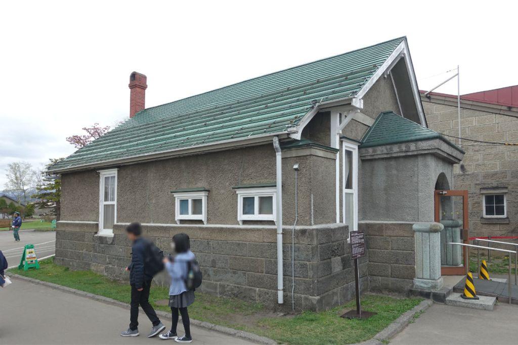 北海道余市 ニッカウヰスキー余市蒸留所 旧事務所
