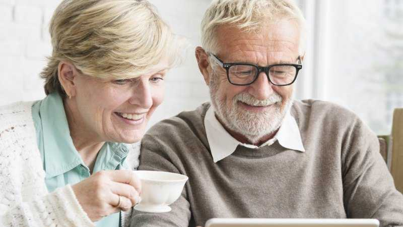 50's And Older Seniors Dating Online Site