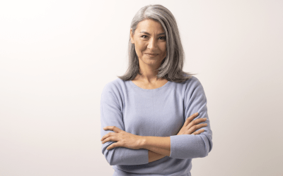 Why good posture can make you look and feel YEARS younger!