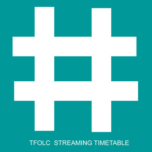 Streaming Timetable App