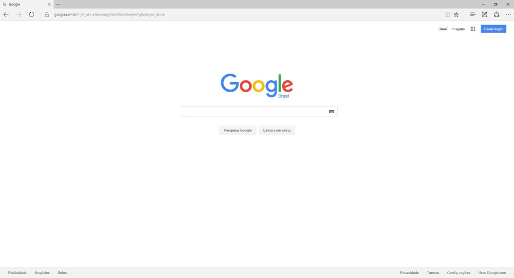Acesse o Google