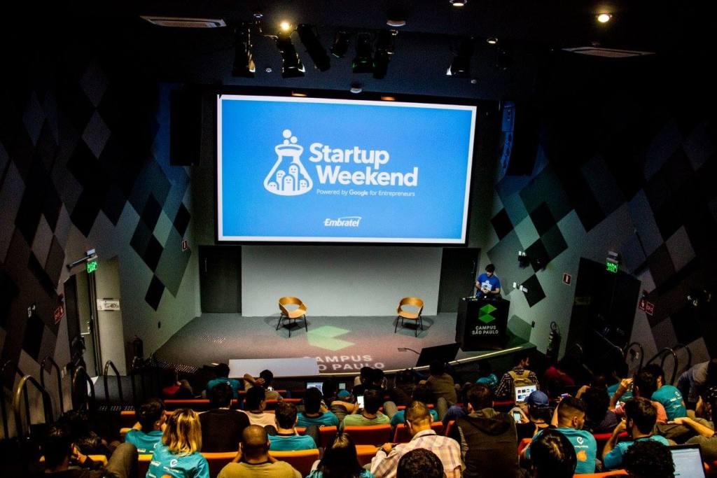 StartupWeekend - Dia 01