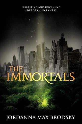 Immortals (Olympus Bound)