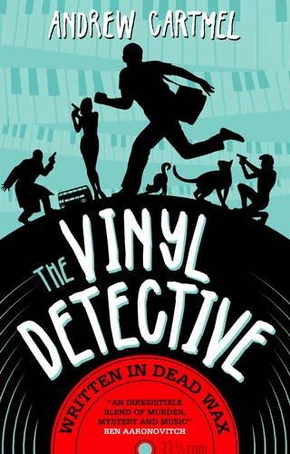Written in Dead Wax: A Vinyl Detective Mystery