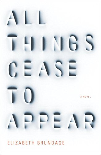 All Things Cease to Appear: A novel