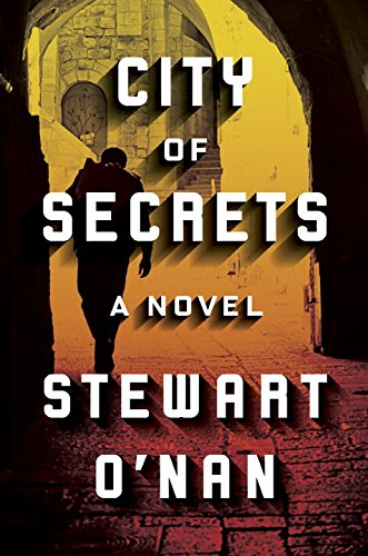 City of Secrets: A Novel