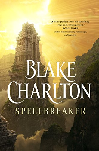 Spellbreaker (The Spellwright Trilogy)