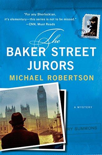 Baker Street Jurors: A Baker Street Mystery