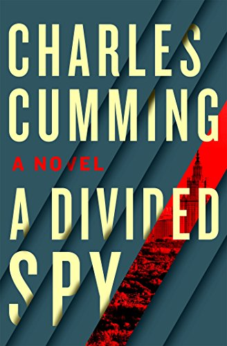 Divided Spy: A Novel (Thomas Kell)