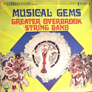 Greater Overbrook String Band Musical Gems