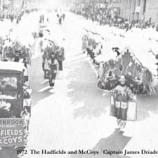 Hadfields and McCoys – 1972