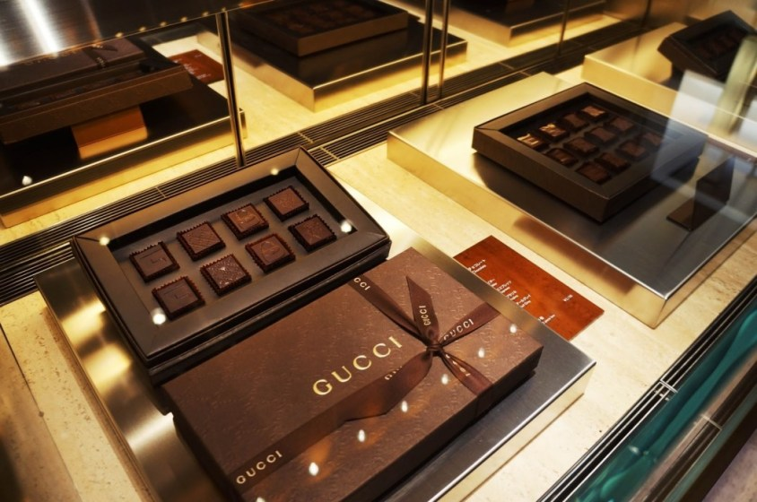 Gucci Cafe at Ginza