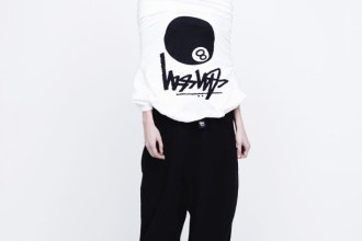 T-shirt Stüssy. Jogging bottoms Vetements.