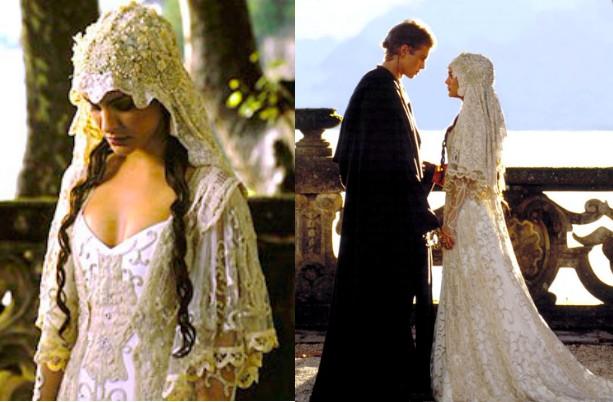 Natalie-Portman-Star-Wars-Wedding-Dress