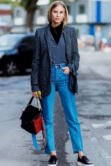 how-the-most-stylish-women-pull-off-high-waisted-jeans-1870249-1471297374.600x0c