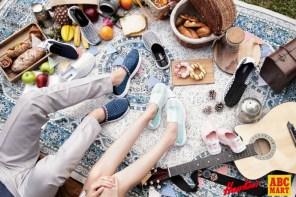 夏天穿搭重點 — 野餐篇。換上消暑粉色系,拍照瞬間美十倍!