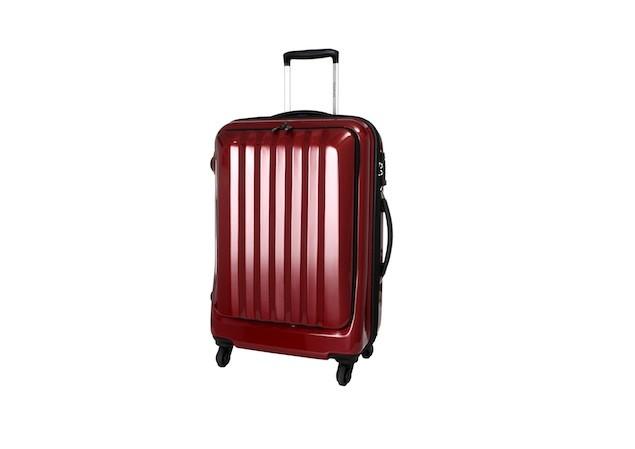 東京商務旅行箱-沉紅(24吋,定價$6200),新品上市8.5折優惠。