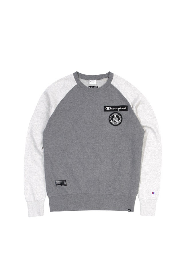 ARMYXCHAM PULLOVER HGY $699