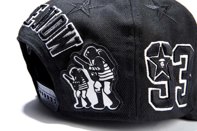 Aape x New Era Embroidered Patch Baseball Cap_HK$599_1 (6)