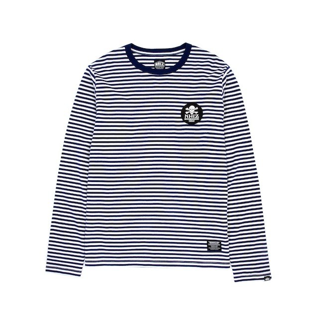 NHIZ BASIC BADGE LONG TEE $379