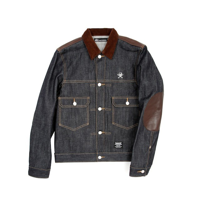 NHIZ DENIM JACKET $2,199