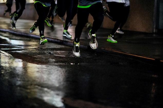Nike Flash Pack慢跑鞋使跑者免受不利天氣因素影響