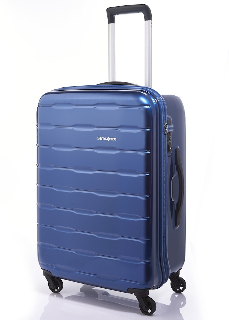 Samsonite Spin Trunk,四輪登機箱尺寸35x55x26cm,售價NTD9,500