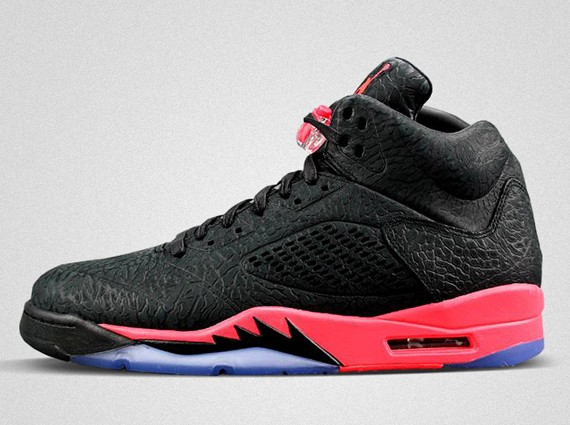 air jordan v 3lab5 infrared-1